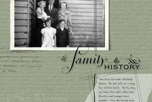 Family History Projects