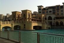 Dubai United Arabic Emirates  / Travel