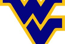 WVU / by Stephanie Deskins