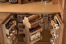 Mueble bajo condimentos