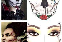 Makeup - Horror
