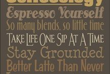 Coffee / by Alexis Landry