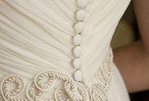 Detalles Teresa Palazuelo / Algunas imágenes de los detalles de los vestidos de Teresa Palazuelo. Bodas, Novia.