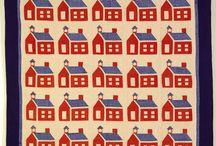 House Quilt Inspiration
