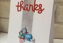 Dankeskarten, thx card