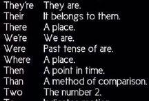 Teaching: Language Arts