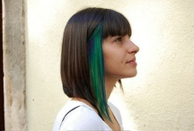 Hairstyle Inspiration / by Christel Grzegorek