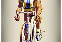Cycling Poster / by canebagnato