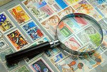 collezione francobolli di ory