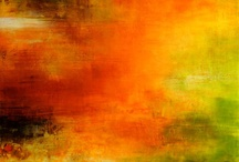 Abstract Paintings, Tanya Slingsby, Various Portfolios / http://www.tanyaslingsby.com