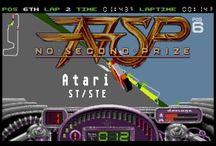 Atari ST games video