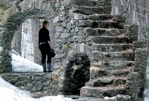 Monte Christo Staircases