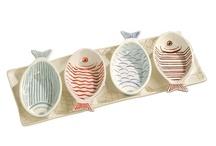 Keramikfiskar