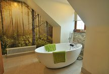 Soak It Up / A sample of stylish bathrooms from properties that we have listed around the UK.