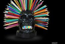 """CHARLIE / """"CHARLIE""""  (installazione cm 300×300×300) presso il  PADIGLIONE NAZIONALE GUATEMALA. 56. Esposizione Internazionale d'Arte – la Biennale di Venezia"""