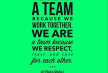 lederskap og samarbeid