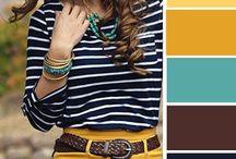 Paleta de colores (vestuario)
