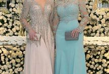 Vestido Mamãe e Sogra