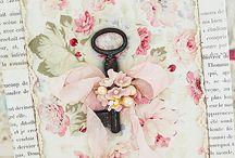**Eηḉнαηtḯᾔℊ ❀⊱Lock & Key⊰❀ / Lots more keys on my Fashion Jewelry ❀⊱Keys & Key Holes Covers⊰❀ board.