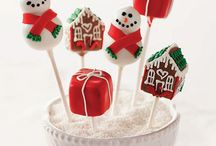 Christmas Cake pops and Holiday Cake pops by Sweet Lauren Cakes / Christmas cake pops and holiday cake pops by Sweet Lauren Cakes! / by Sweet Lauren Cakes