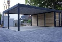 garage et carport