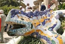 Nature-Based Architect Antoni Gaudi