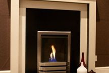 HE Inset / Our range of high efficiency inset gas fires includes models will fit any existing UK chimney and by using the optional firebox to join to a flue liner they can be installed in new build properties without a chimney. These modern gas fire designs have a glass front and do not require any room ventilation.