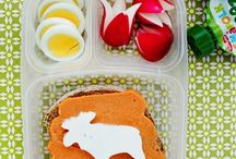 Lunchboxes made fun - Kul matlådor till barn / Lunchboxes can be really boring - or really fun and creative! Here are some ideas for healthy and tempting lunchboxes for kids. - En matsäck kan vara riktigt trist - eller riktigt kul och annorlunda! Här kommer lite inspiration till nyttiga och frestande matsäckar till barn.