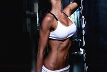 Workout an motivation  / by Heather Maria