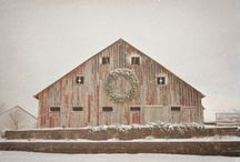 barns / by Julie Christensen