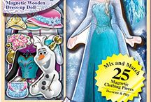 Frozen Movie / All about Frozen Movie Toys and Merchandise