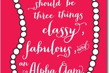 Alpha Gam Quotes