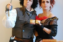 Broadway couple costume ideas