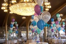 balloon table deco