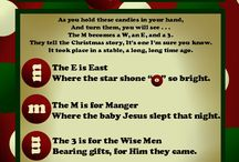 Christmas children's church ideas / by Andrea White