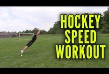 Hockey workouts