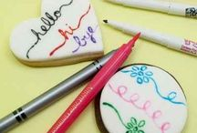 Edible Art Pens