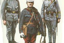 Magyarok háborúban