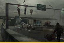 Apocalypse Concepts