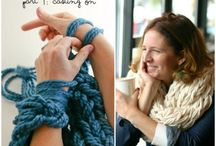 Sewing, hand knitting and ideas.