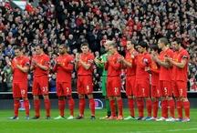 Liverpool / Glimpse of Liverpool team