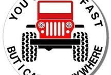 All things Jeep / by Allison Chadock