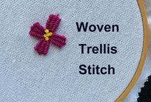 Embroidery - Stitches