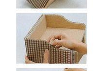 DIY - Cardboard