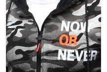 army hoodies