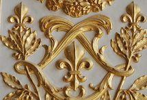 classicism ornament