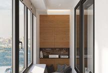 Квартира интерьер