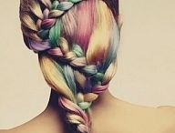 Hairstyles:)
