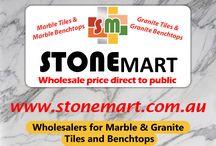 Cheap Marble Tiles, Granite Tiles Supplier Sydney - Stone Mart
