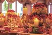 [MARIAGE] TABLE DE FLEURS